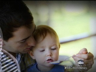 Watch: New Autism Study: Older Father Link