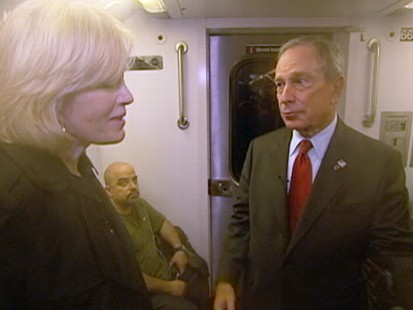 VIDEO: Mayor Bloomberg on Failed NYC Car Bomb