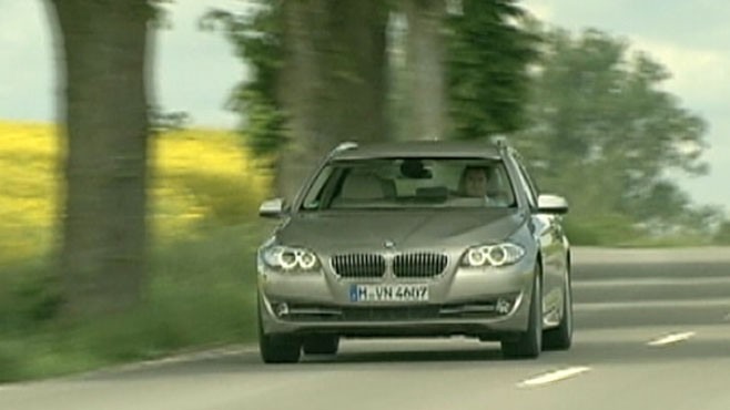 VIDEO: BMW Recall