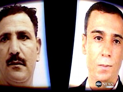 VIDEO: Authorities dont think the two Yemenite terror suspects even knew each other.