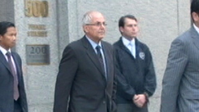 VIDEO: Peter Madoff admits to conspiracy and falsifying documents.