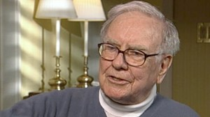 VIDEO: Buffett: The railroad industry is a great indicator of how the economy is doing.