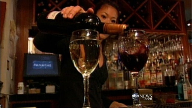 VIDEO: New study finds even a glass of wine a day could raise risk in women.