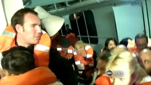 VIDEO: New information on Francesco Schettino, as well as those who didn't escape.