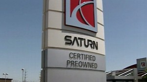 VIDEO: GM Sells Saturn brand to Penske