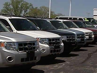 VIDEO: Tough Sell: June Auto Sales Struggle
