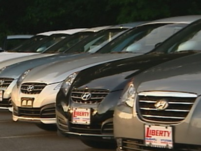 VIDEO: Car Dealers Match Cash for Clunkers