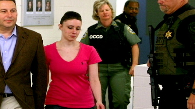 Casey Anthony: Free Woman