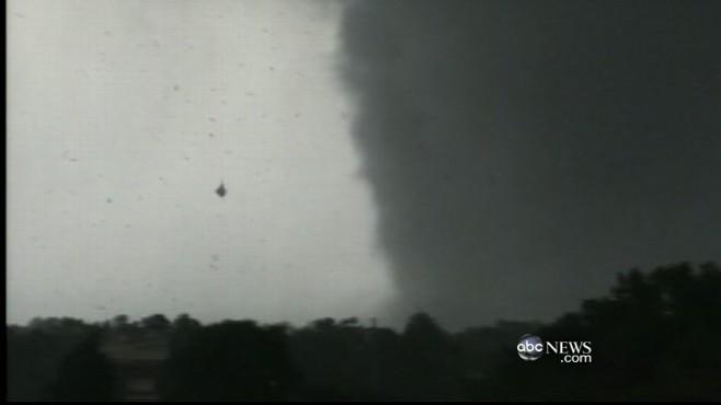 VIDEO: Sam Champion explains the science behind the devastation.