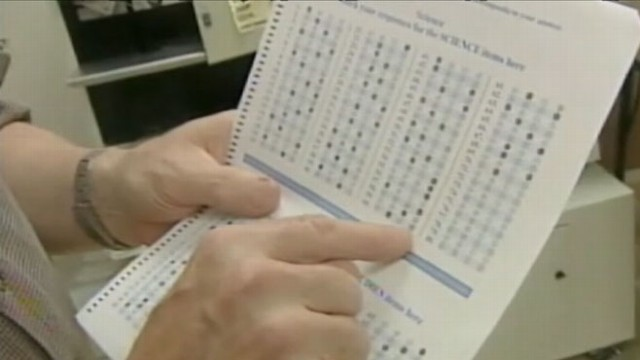 VIDEO: Educators in 44 Atlanta schools allegedly changed students' test scores.