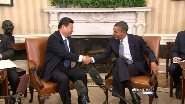 VIDEO: Chinas heir apparent, Xi Jinping, reveals surprising ties to America.