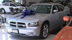 VIDEO: Chrysler fire sale