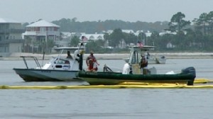 VIDEO: Frustration over oil spill cleanup