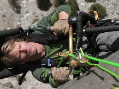 VIDEO: Yosemites Famed El Capitan attracted an inspiring challenger.