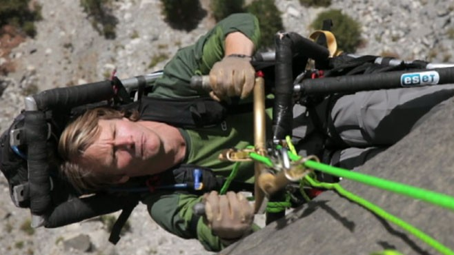 VIDEO: Yosemites Famed El Capitan attracted an inspiring challenger.
