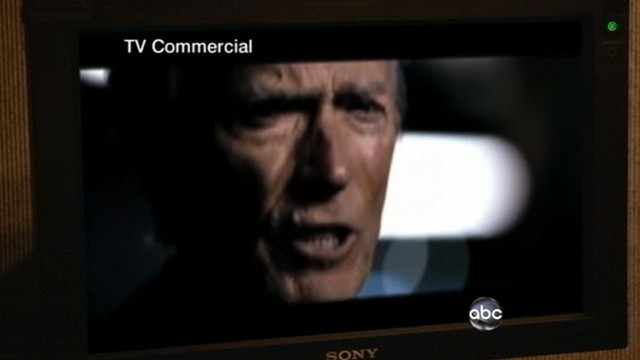 VIDEO: Republicans accuse ad made by Clint Eastwood of being politically biased.