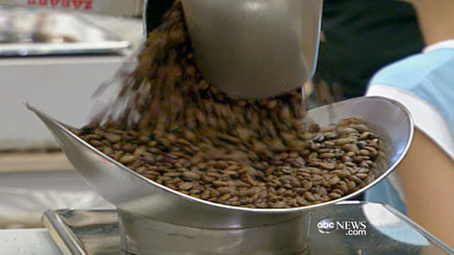 VIDEO: Jeremy Hubbard on study of coffee and prostate cancer.