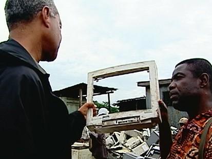 VIDEO: Toxic U.S. E-Waste: Third World Problem