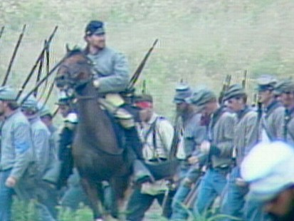 VIDEO: Va. Declares April Confederate History Month