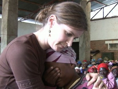 VIDEO: One Womans Quest to Save Congo