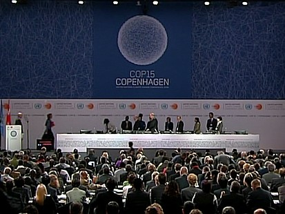 VIDEO: Climate Conference Opens in Copenhagen
