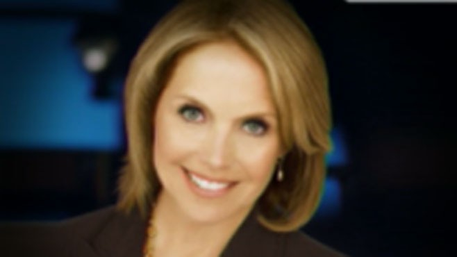 VIDEO: Katie Couric Steps Down