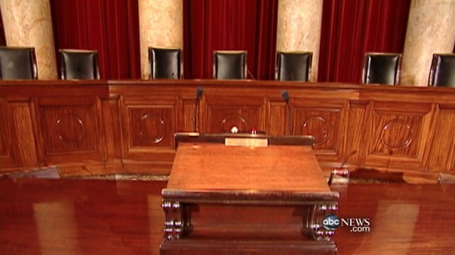 VIDEO: Justices decision could do away with benefits under current health care law.