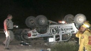 VIDEO: Truck Race Claims Eight Lives