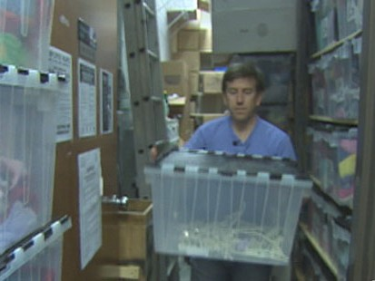 VIDEO: The Powells open a children?s resale shop after losing their jobs.