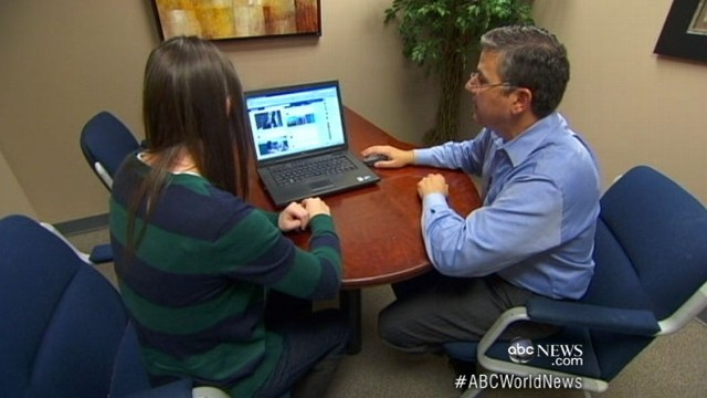 VIDEO: Teens find out social media may hurt chances at being accepted.
