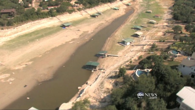 VIDEO: Soaring temperatures dry up water sources across the Southwest.