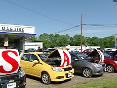 Bob and Marcy Maguire take you inside their small-town Chrysler dealership.