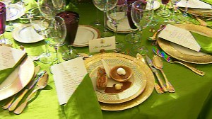 VIDEO: Obamas First State Dinner at the White House