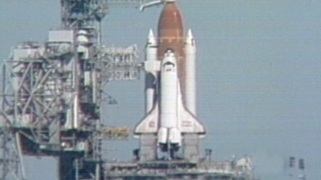VIDEO: NASA remembers its fallen heroes 25 years after tragedy.