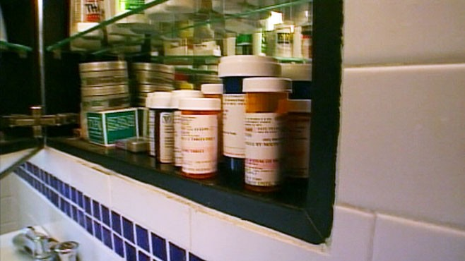 VIDEO: DEA sets up take-back locations where people can dispose of unused medication.