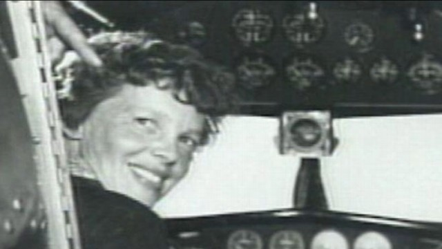 Video: Amelia Earhart:  75 Years Later