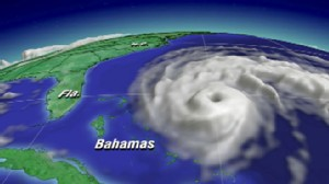 VIDEO: Hurricane Earl Approaches East Coast