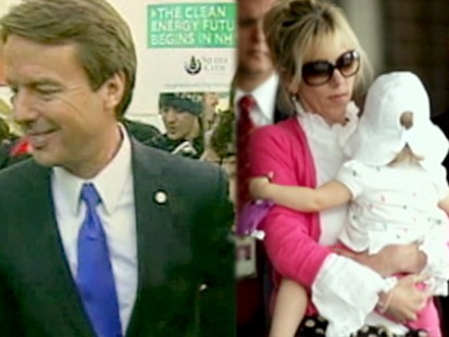 VIDEO: John Edwards finally admits he fathered a child with his former mistress.