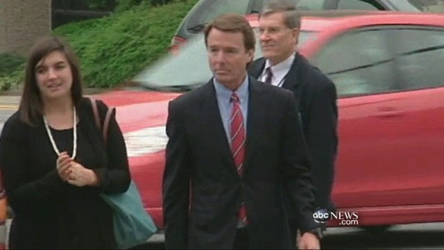 VIDEO: Andrew Youngs wife, Cheri, testifies about Edwards paternity test.