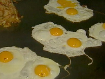 VIDEO: Contaminated Eggs Traced to Two Farms in Iowa