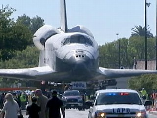 Watch: Space Shuttle Endeavour's Nightmare Commute