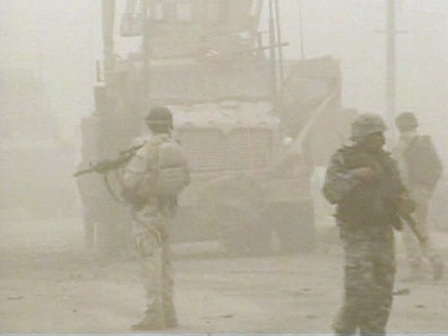 VIDEO: The MRAP is considered the Army?s heaviest and safest personnel carrier.