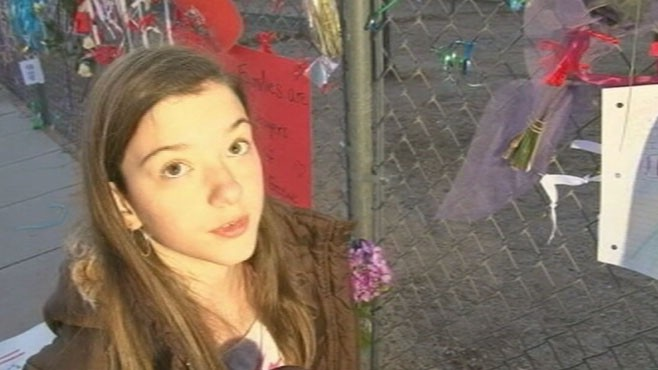 VIDEO: A classmate of the youngest Tucson shooting victim speaks.