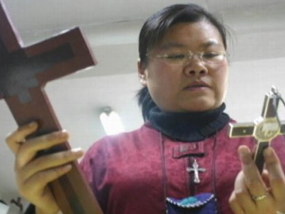 VIDEO: ABCs Clarissa Ward on China?s view of religion