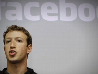 Watch: Facebook Stock Falls to New Low