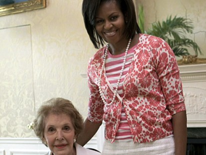 VIDEO: First Ladies Past and Present