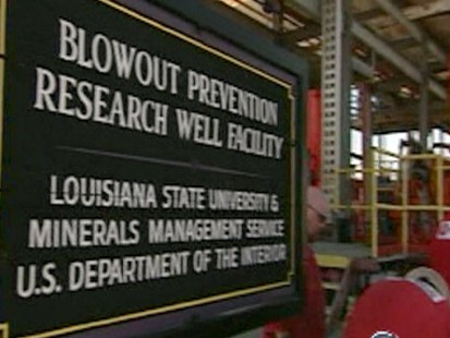VIDEO: David Muir has look at the process behind the Gulf?s permanent solution.