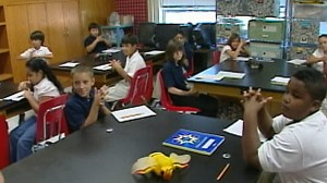 VIDEO: Swine Flu prep and panic at schools