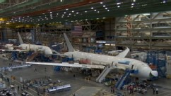 VIDEO: Boeing's fleet makes comeback after redesign of battery system and safety features.