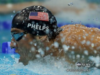 Watch: World News: Michael Phelps Wins Most Olympic Medals in History